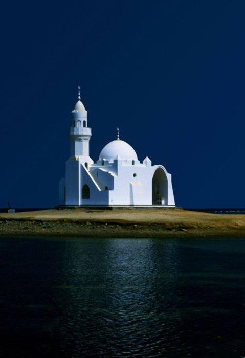 Corniche Mosque, Jeddah, Saudi Arabia