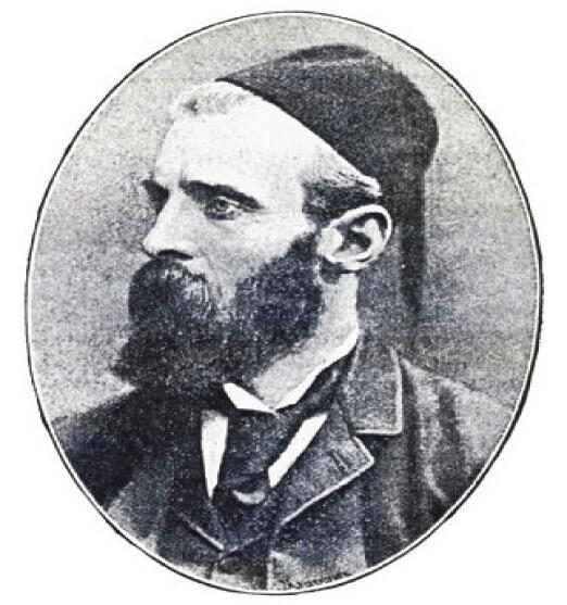 วิลเลียม อับดุลลอฮฺ ควิลเลียม มุอัลลัฟชาวอังกฤษคนแรก