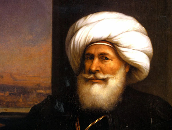 ประวัติ มุฮัมมัด อาลี ปาชา สุลต่าน ผู้ไม่สามารถอ่านออกเขียนได้